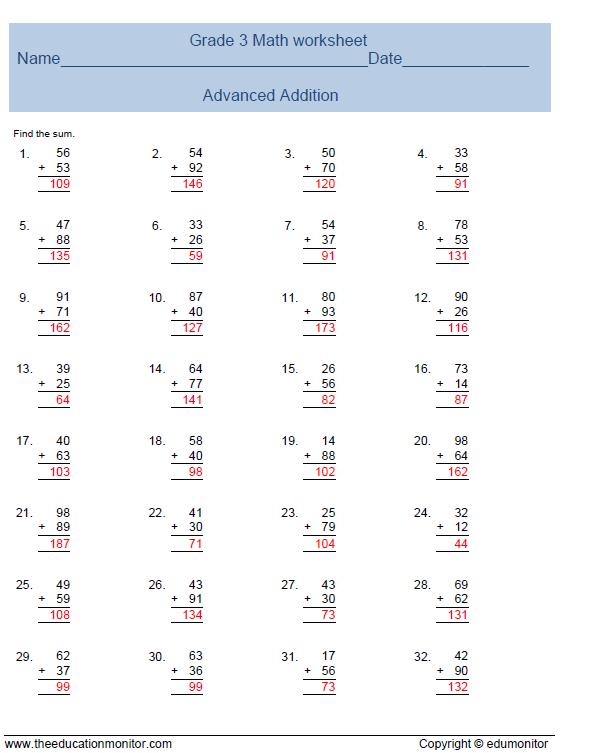 math worksheet : super teachers worksheets archives  edumonitor : Super Teacher Worksheets 3rd Grade Math