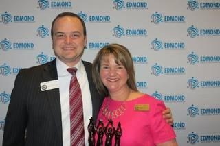 Edmond Public Schools Names Teacher of the Year