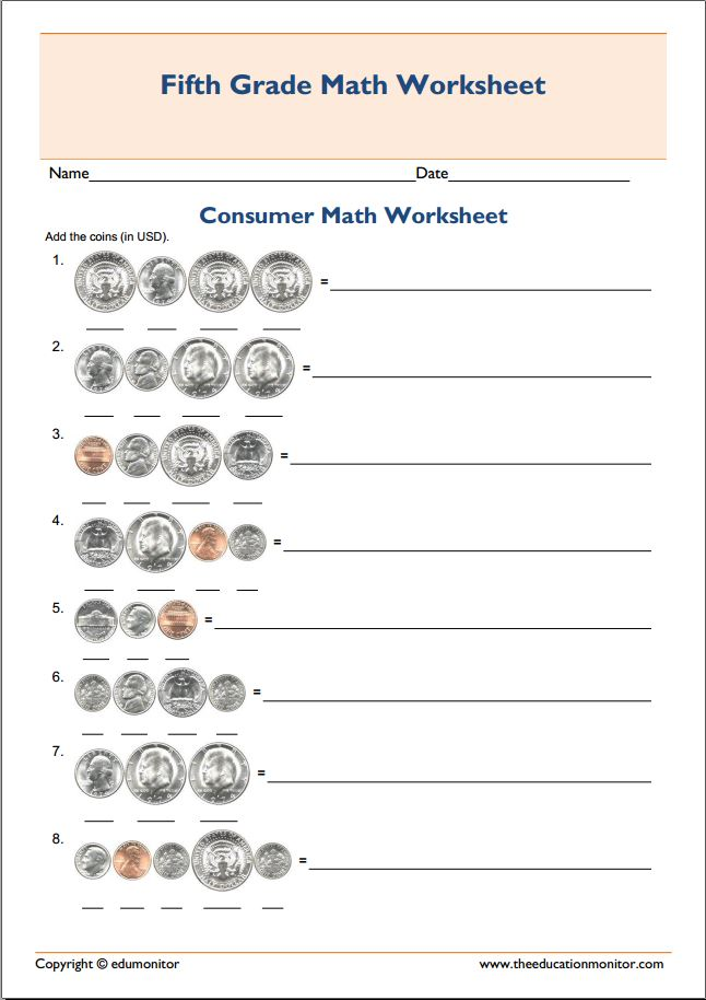 Printables Consumer Math Worksheets free consumer math worksheets davezan davezan