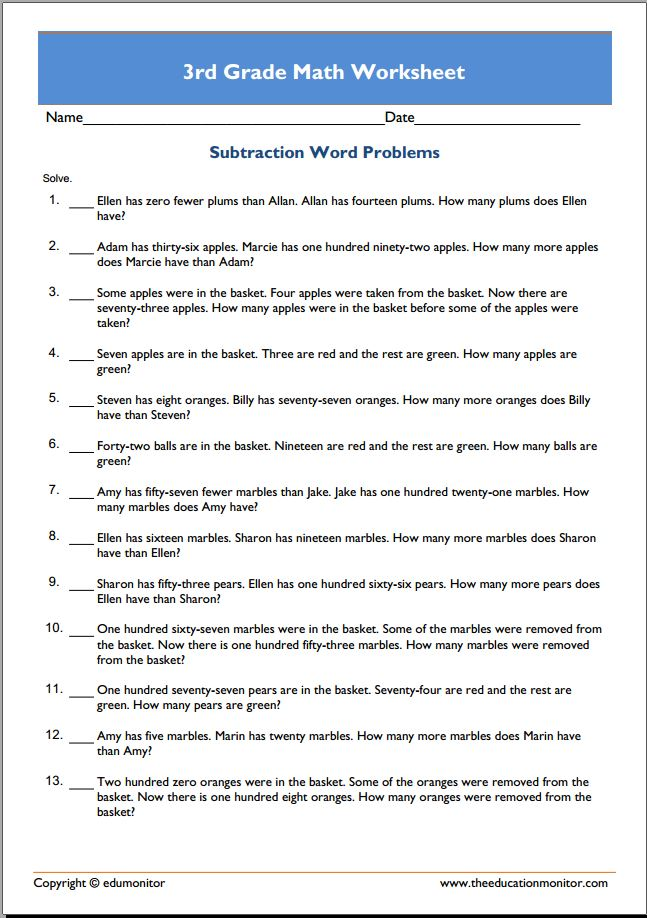 Worksheet 612792 Two Step Addition and Subtraction Word Problems – Math Worksheets for Grade 2 Addition and Subtraction Word Problems