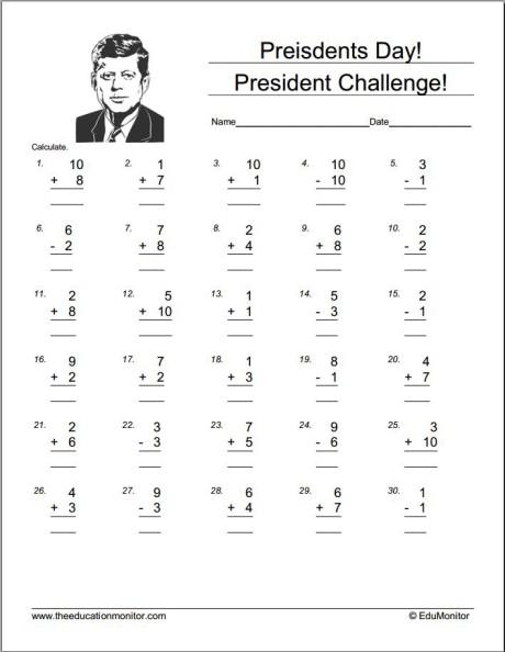 5. President Day 3
