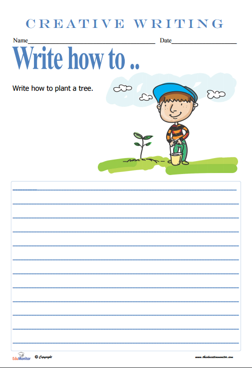 Writing for students
